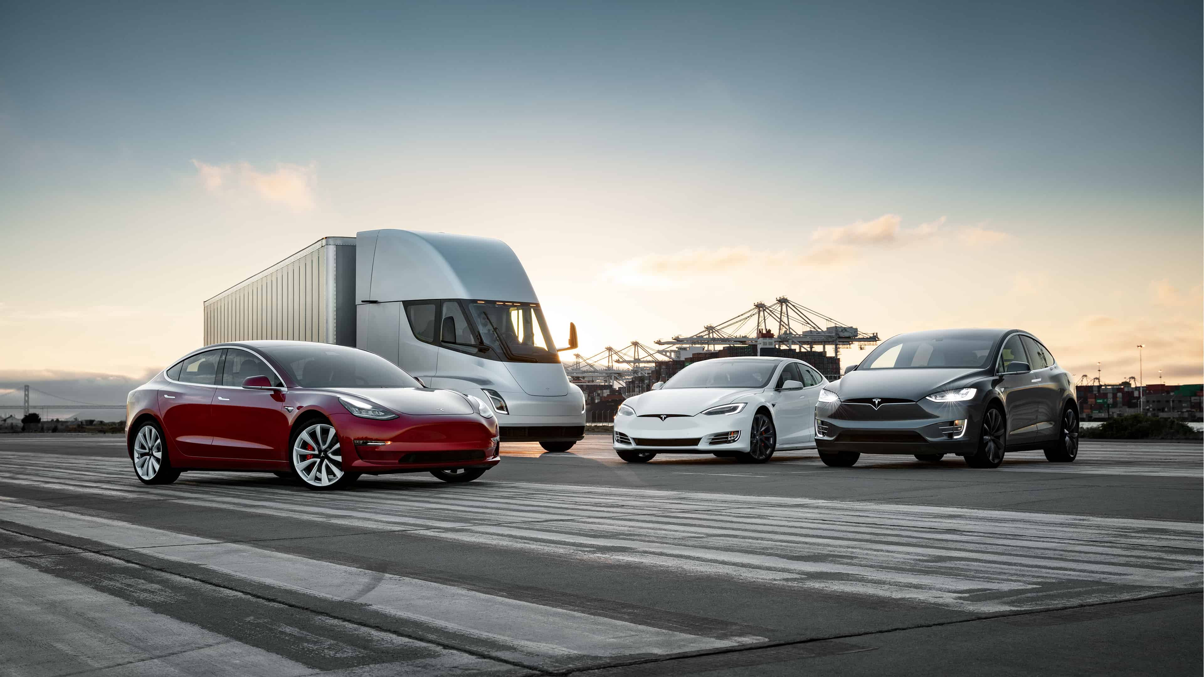 Tesla Motors Family