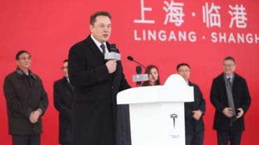 Shanghai Groundbreaking Event – 1