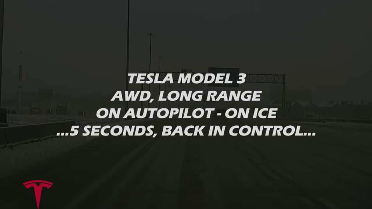 Autopilot Tesla Performance