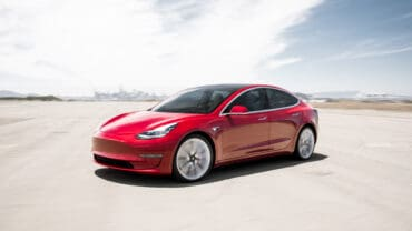 Model 3 Performance – Red Turn