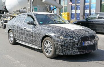Bmw i4 Prototype