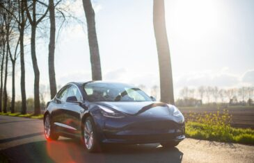 Tesla ahead of competition