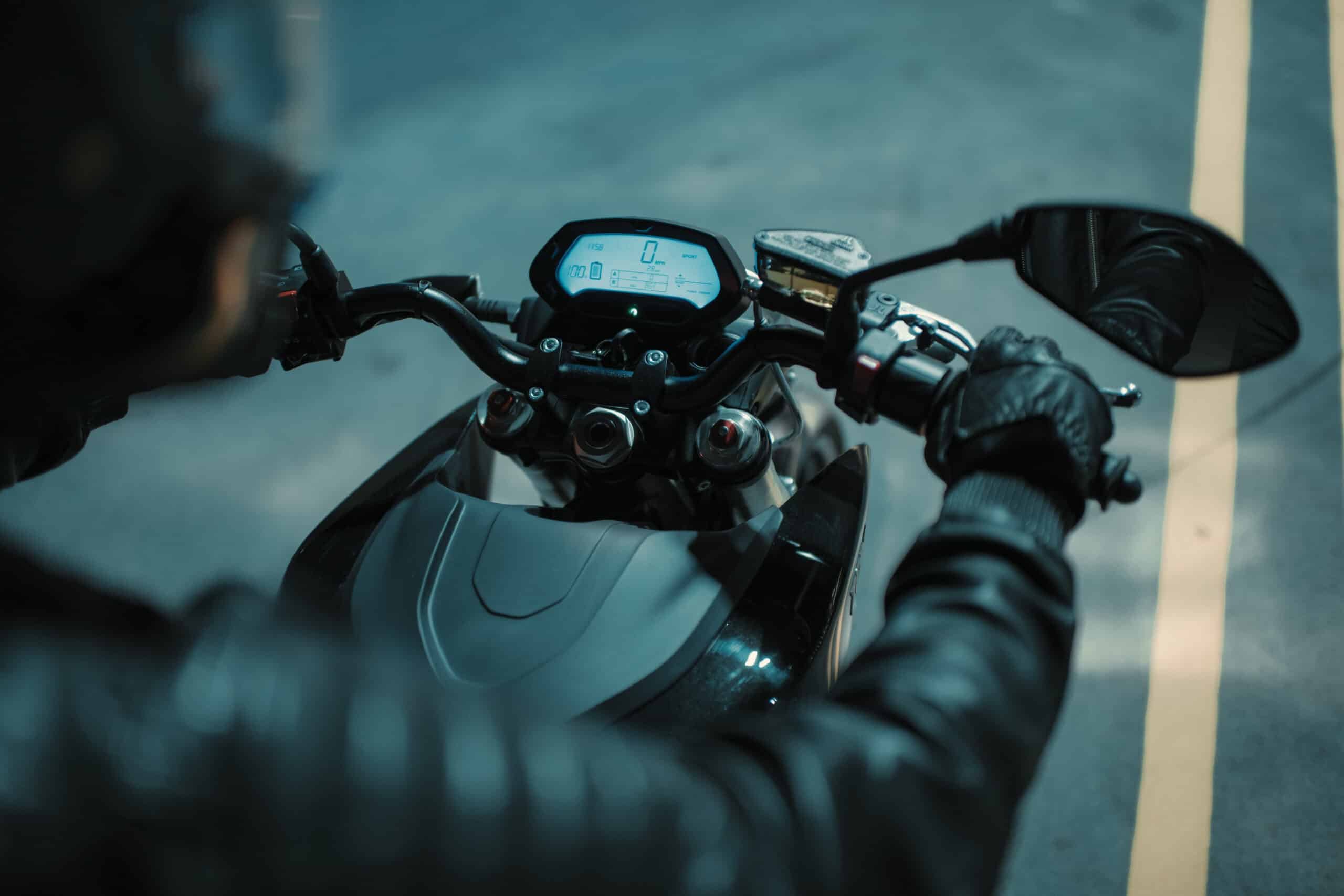 Pantalla by Zero Motorcycles