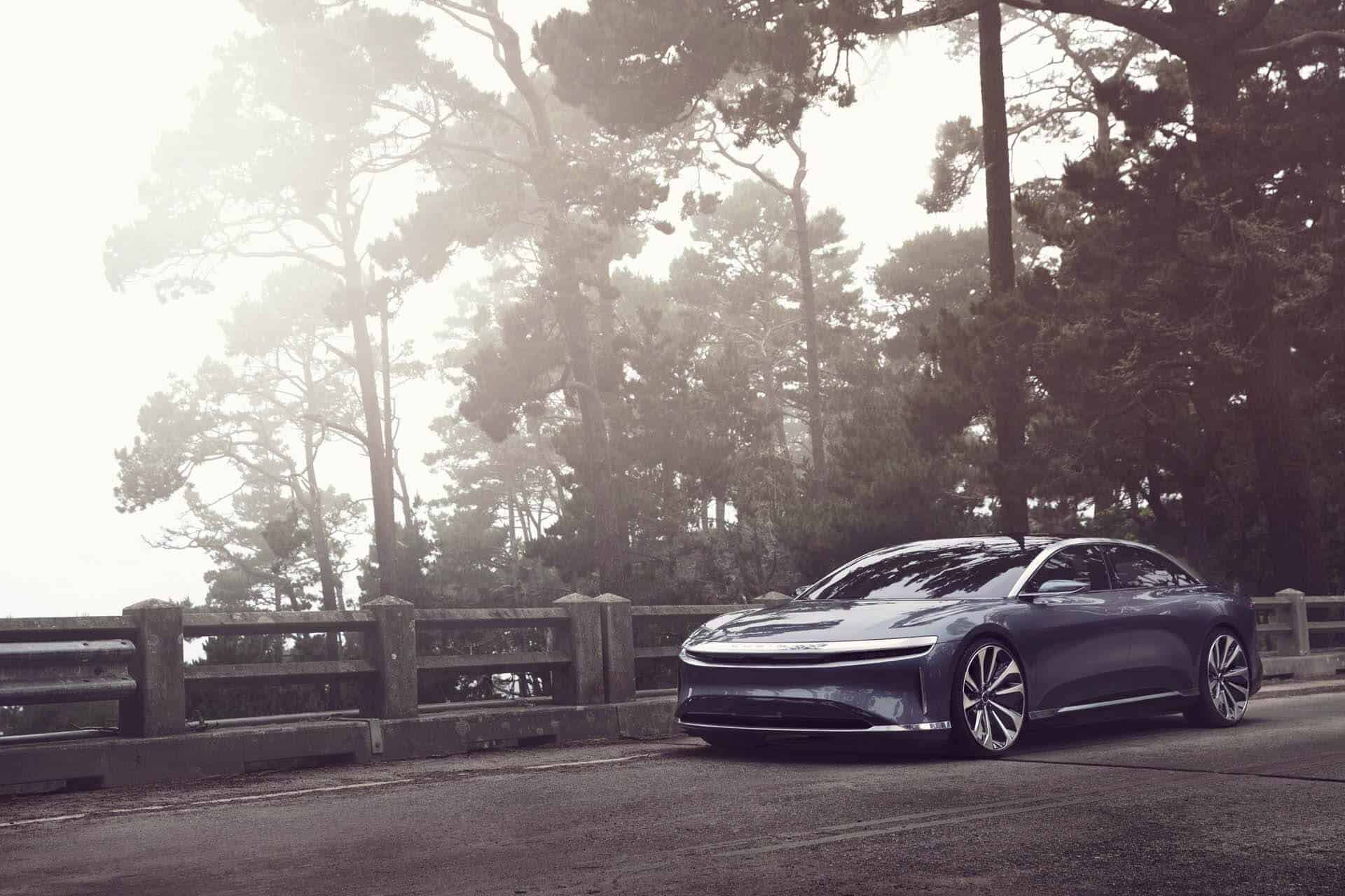 side lucid air
