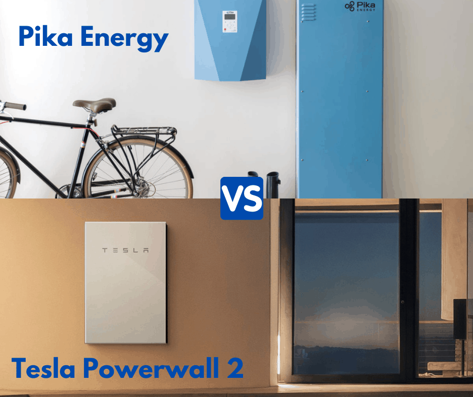 Pika Energy vs Tesla Powerwall 2